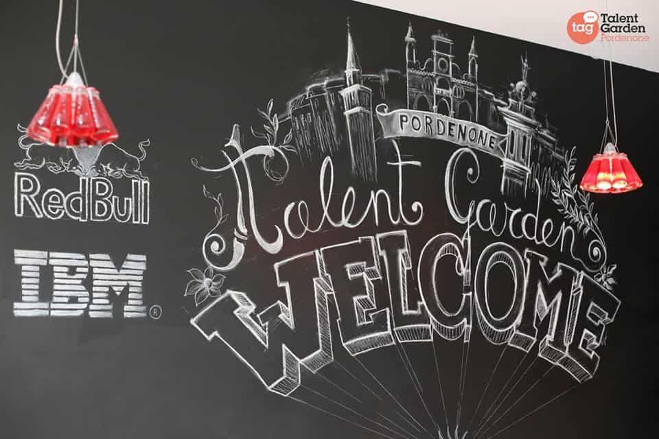 inaugurazione Talent Garden Pordenone